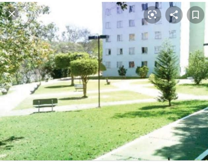 Apartamento Próximo A Estrada MBoi Mirim